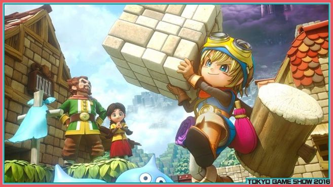 Dragon Quest Builders Principal