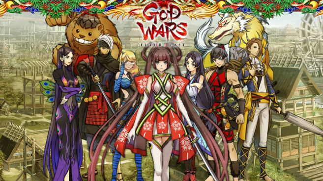 God Wars Future Past Principal