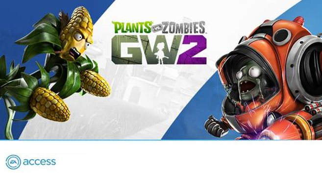 Plants Vs Zombis Garden Warfare 2 Principal