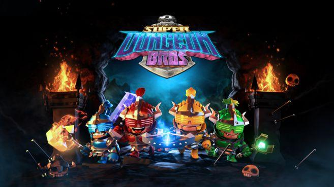 Super Dungeon Bros Principal