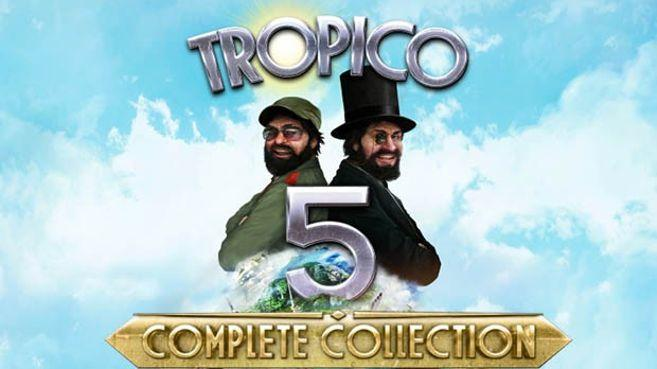 Tropico 5 Complete Collection Principal