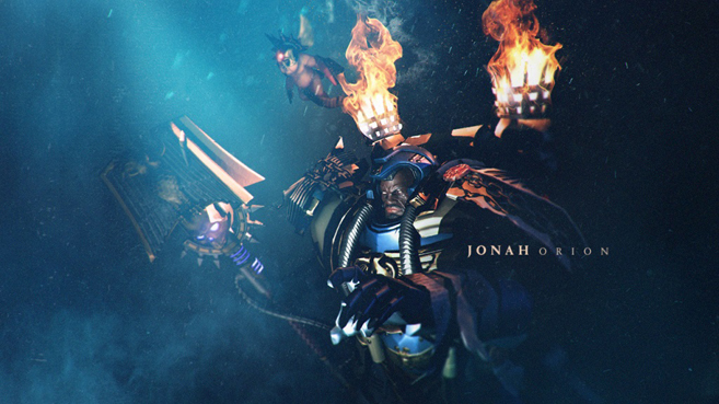 Warhammer 40,000: Dawn of War III Jonah Orion