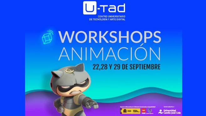 U-tad Workshops Animaci�n