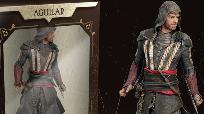 Assassin's Creed figuras