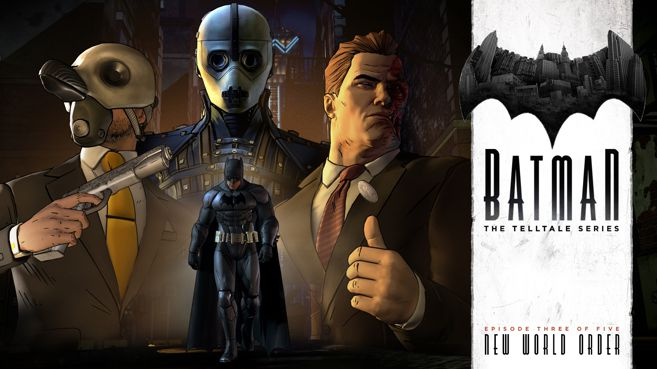Batman The Telltale Series Principal