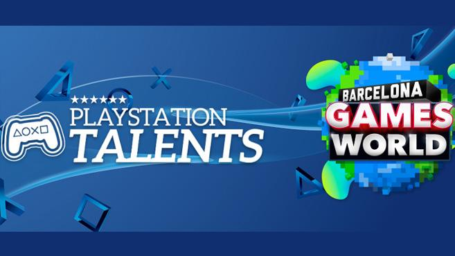 BCN Games World PlayStation Talents