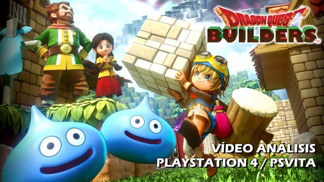 Cartel Dragon Quest Builders