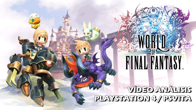 V�deo an�lisis de World of Final Fantasy