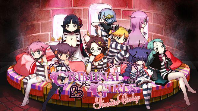 Criminal Girls Invite Only Principal