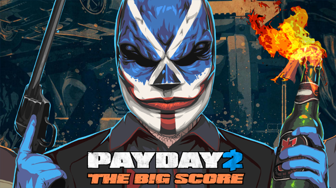 Payday 2 Crimewave The big score