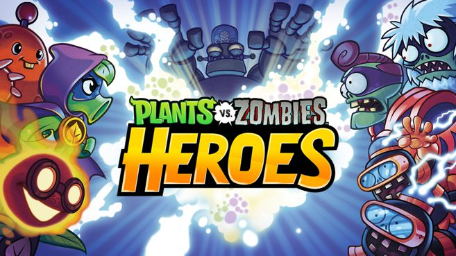 Plants Vs Zombies Heroes Principal