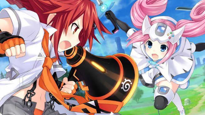 Superdimension Neptune VS Sega Hard Girls Principal