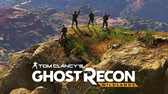 Tom Clancy´s Ghost Recon Wildlands Principal