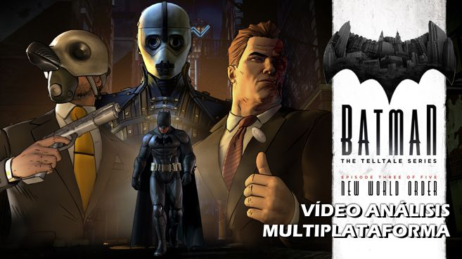 Batman The Telltale Series Ep3
