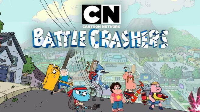 Cartoon Network Battle Crashers Principal