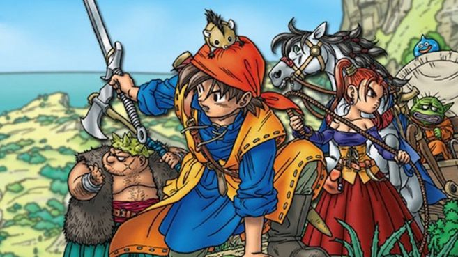 Dragon Quest VIII Principal