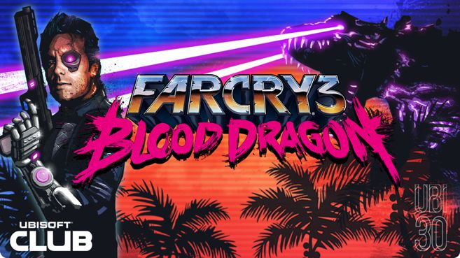 Far Cry Blood Dragon Principal