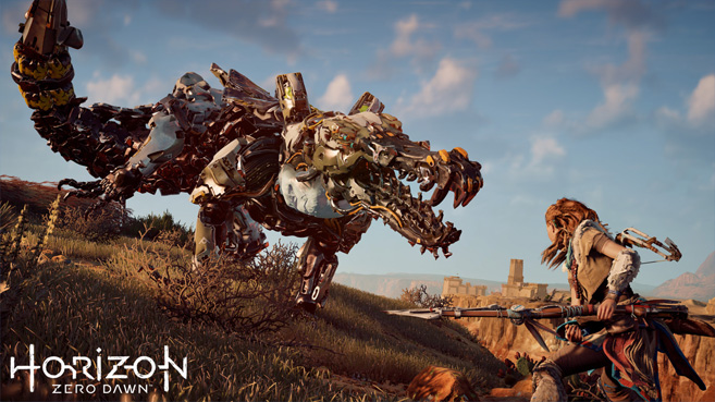 Horizon: Zero Dawn PS4 Pro