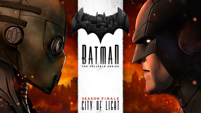 Cartel Batman The Telltale Series Season Finale Interior