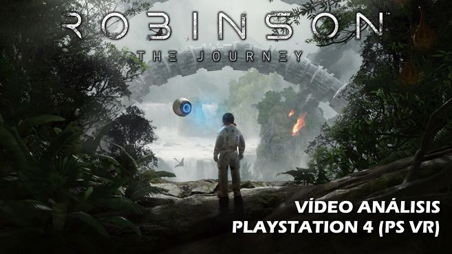 Vídeo análisis de Robinson The Journey para PSVR
