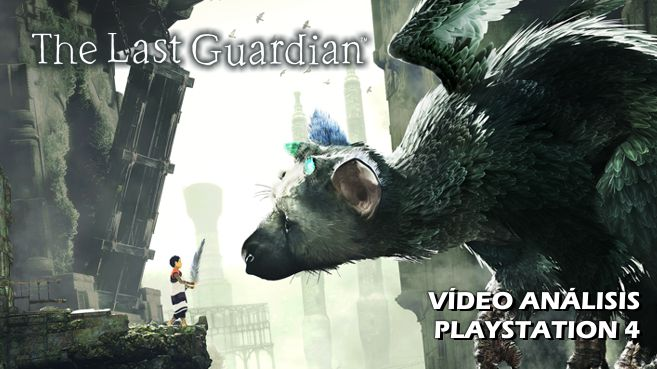 Vídeo análisis de The Last Guardian