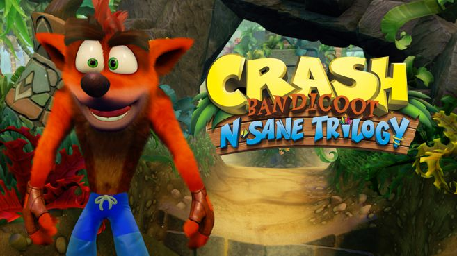 Crash Bandicoot N. Sane Trilogy Principal