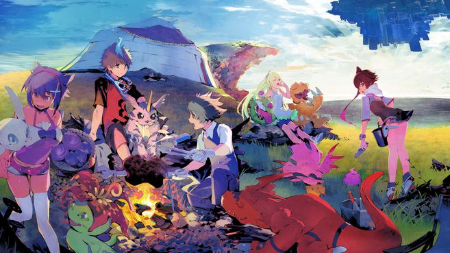 Digimon World Next Order Principal