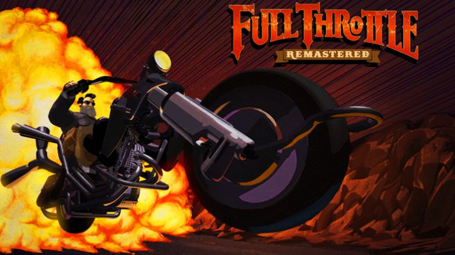 Full Throttle Remastered Principal