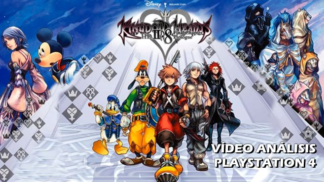 Vídeo análisis de Kingdom Hearts HD 2.8 Final Chapter Prologue