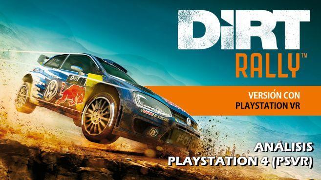 an lisis de dirt rally para playstation vr an lisis gameprotv. Black Bedroom Furniture Sets. Home Design Ideas