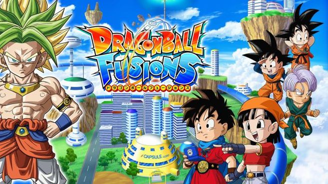 Cartel Dragon Ball Fusions Interior