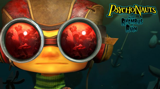 Psychonauts in the Rhombus of Ruin para PSVR