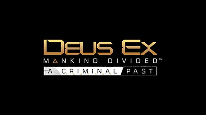 Deus Ex Mankind Divided Principal