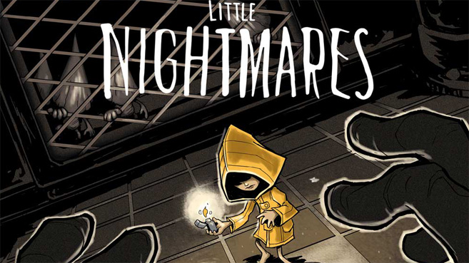 Little Nightmares cómic