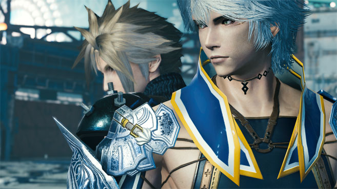 Mobius Final Fantasy VII Remake