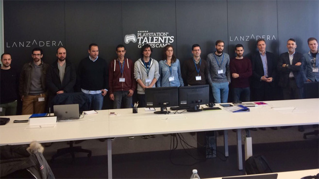PlayStation Games Camp Valencia