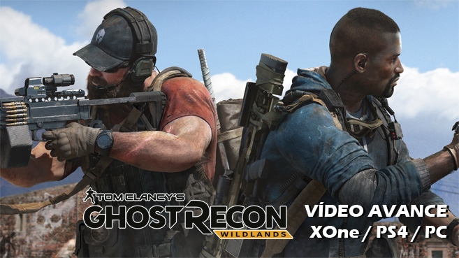 Ghost Recon Wildlands (Preview)