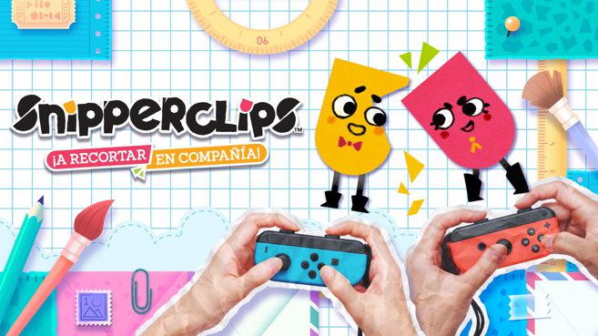 Cartel Snipperclips Interior