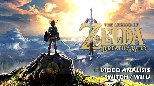 Vídeo análisis de The Legend of Zelda Breath of the Wild