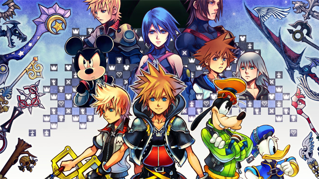 Kingdom Hearts 1.5 y 2.5