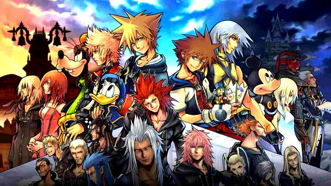 Kingdom Hearts HD 1.5 + 2.5 ReMIX Principal