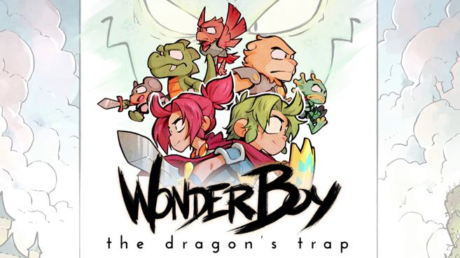 Wonder Boy The Dragon´s Trap Principal