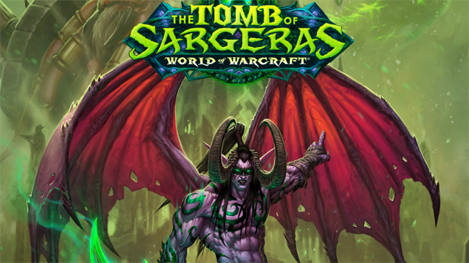 World of Warcraft La Tumba de Sargeras