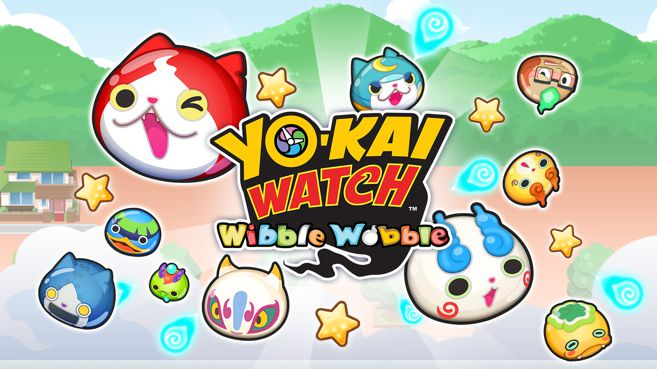 Yo-Kai Watch Wibble Wobble Principal