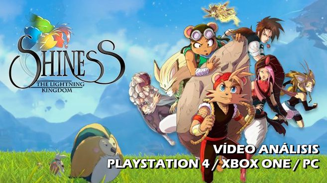 Vídeo análisis de Shiness The Lightning Kingdom
