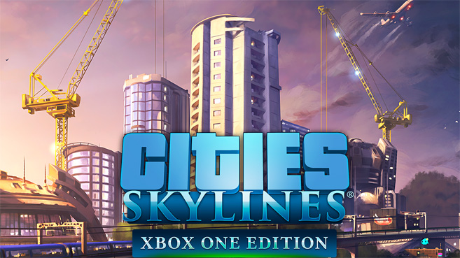 Cities Skylines Xbox One Edition