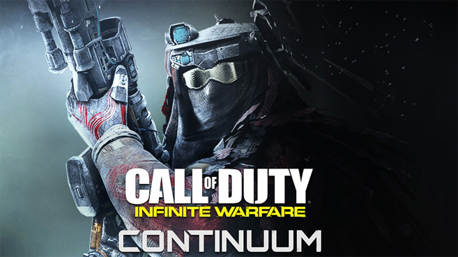 Call of Duty InfiniteWarfare Continuum