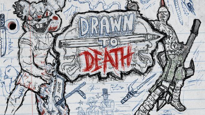 Drawn to Death Principal