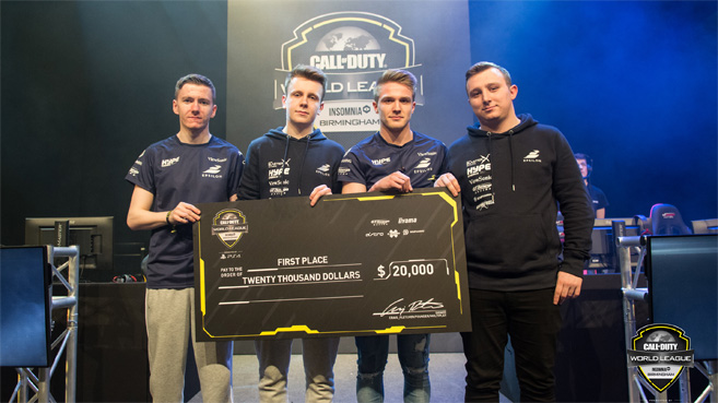 Epsilon Call of Duty World League