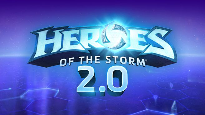 Heroes of the Storm 2.0 Principal